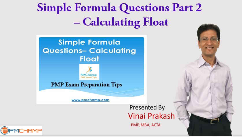 Simple Formula Questions Part 2 – Calculating Float