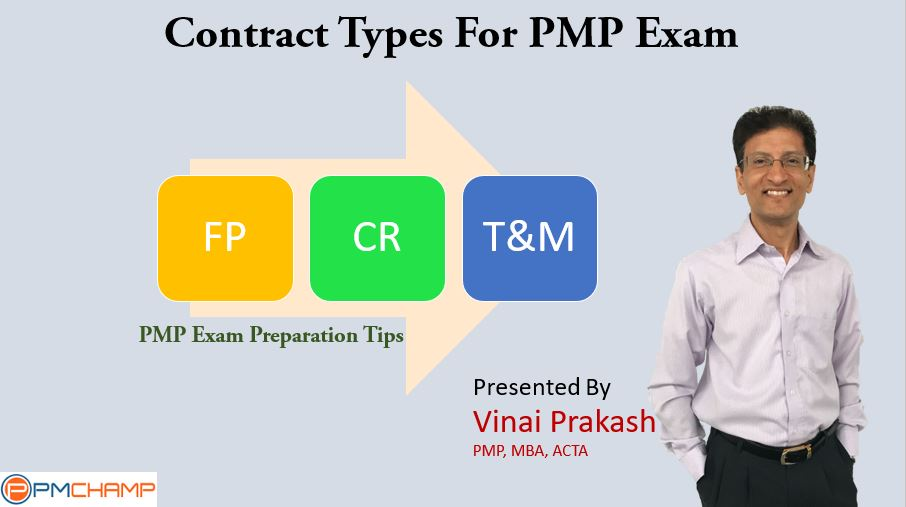 Contract Types for PMP Exam