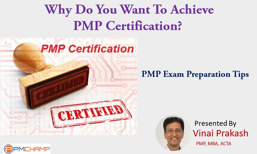 How To Get Pmp Certification Pmchamp